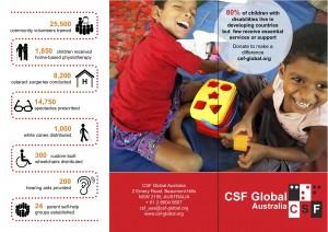 COVER IMAGE CSF Global Australia brochure Oct2015